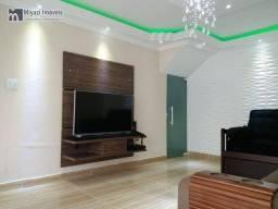 Título do anúncio: Sobrado com 1 dormitório à venda, 61 m² por R$ 185.000,00 - Canto do Forte - Praia Grande/