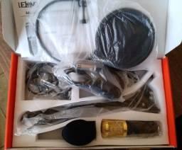 Título do anúncio: Microfone Condensador LE-914