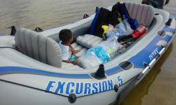 Título do anúncio: Bote Inflável - Excursion 5