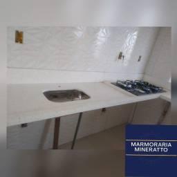 Título do anúncio: Pia de cozinha, balcão, lavatório, Nichos, soleira tudo marmore e Granitos