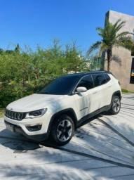 Jeep Compass Limited 2.0 DIESEL  2018 - BLINDADO