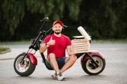 Título do anúncio: Contratando motoboys delivery na região de Moema e Perdizes