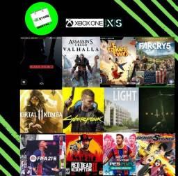 Jogos Xbox one - Mídia Digital /Envio Imediato