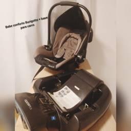 Título do anúncio: bebê conforto com base burigotto + brinde