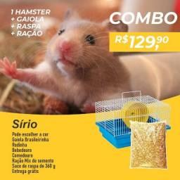 Título do anúncio: Combo Hamster
