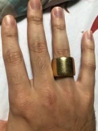 Título do anúncio: Ouro anel de ouro 18k