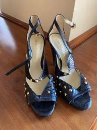 Sapato de Salto Cris Capoani-tam 36