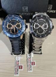 Relógio Naviforce NF9189 Original $180,00 A Vista