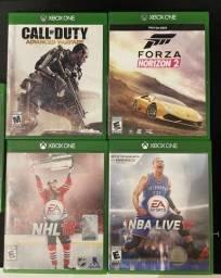 Título do anúncio: Jogos de Xbox One