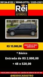 Uno Mille Way 2009/2010 Basíco