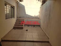 Título do anúncio: Locação - CASA - MONTE CASTELO - SAO JOSE DOS CAMPOS - 250 M² AT - 60 M² AC - 1 DORM - VAL