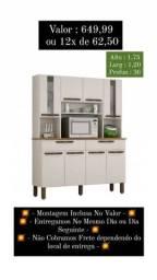 Título do anúncio: Armário de cozinha Novo _ OFERTA