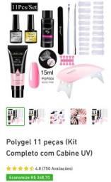 Título do anúncio: Kit Polygel