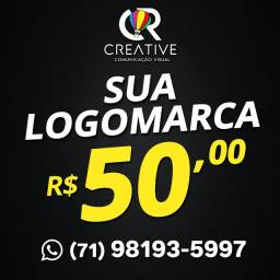 Título do anúncio: Logomarca - Design gráfico
