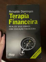 Título do anúncio: Livro Terapia Financeira