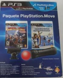 PSMove Kit Playstation Move PS3
