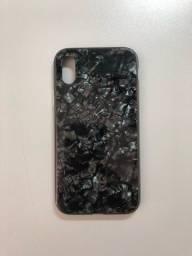 capinha iphone x preta