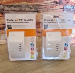 Título do anúncio: repetidor Wi-fi 300mpbs Novo