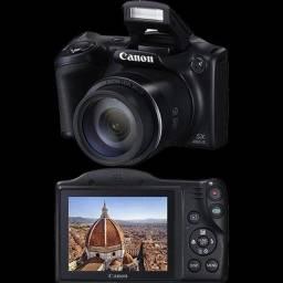Título do anúncio: sx400IS Power shot canon