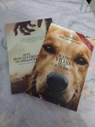 Título do anúncio: Livros variados de ficção