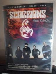dvd scorpion original