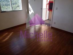 Título do anúncio: Apartamento para Locação em Teresópolis, BOM RETIRO, 2 dormitórios, 1 banheiro, 1 vaga