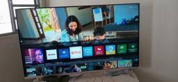 Título do anúncio: TV 50' polegadas<br>PHILIPS Smart!!!