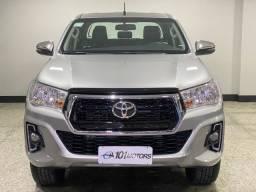 Toyota Hilux Cd SRV 4x4 2.8 2019 Apenas 49.727km rodados!!