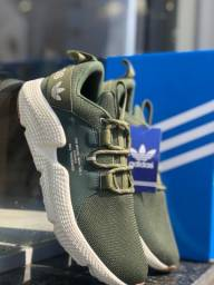 Título do anúncio: Tênis Adidas Off White Plus