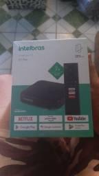 Título do anúncio: TV Box Intelbras