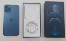Título do anúncio: IPhone 12 pro Max azul