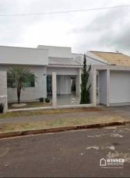 Casa com 3 dormitórios à venda, 155 m² por R$ 390.000,00 - Residencial Morada Do Sol Iv -