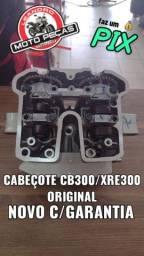 Título do anúncio: CABEÇOTE DA CB/XRE300 ORIGINAL NOVO