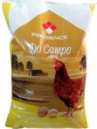 Título do anúncio: Ração Para Aves Postura Presence Ovos Galinhas 5kg Do Campo