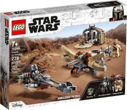 Lego Star Wars 75299 Mandaloriano em Tatooine (276 pc) Novo