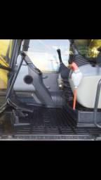 Título do anúncio: Escavadeira hidráulica PC 160 komatsu