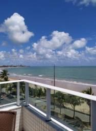 Título do anúncio: Flat beira mar Custo benefício 100$ casal