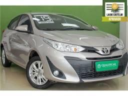 Título do anúncio: Toyota Yaris 2019 1.3 16v flex xl manual