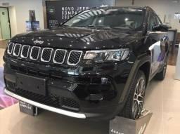 Título do anúncio: Jeep Compass Limited Flex 1.3 turbo 2022 0km Pronta Entrega-Valor final,sem enganação
