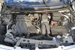 Motor 1.6 Nissan Versa c/ Nota e Garantia