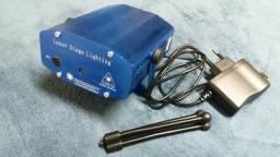 Mini projetor de luz