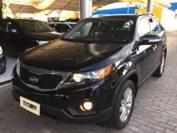 KIA SORENTO 2011/2012 2.4 EX2 4X2 16V GASOLINA 4P AUTOMÁTICO - 2012