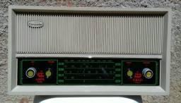Rádio funcionando perfeitamente