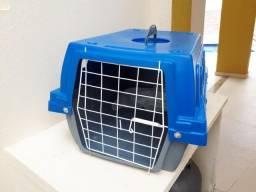 Caixa de Transporte para Cães nº3 (Pug, Shih Tzu, etc) Semi-nova