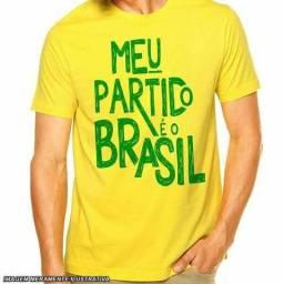 Camisas personalizadas BOLSONARO