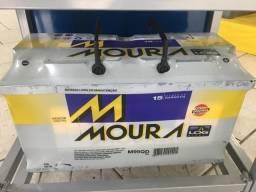 Bateria 95 ah 499.99 (Moura)