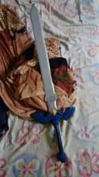 Master cosplay link zelda ocarina
