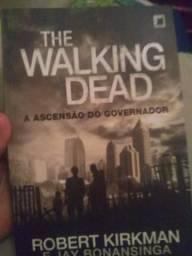 Vendo livros game of thrones e the walking dead