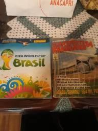 Álbum copa 2014 e brasileiro 1994