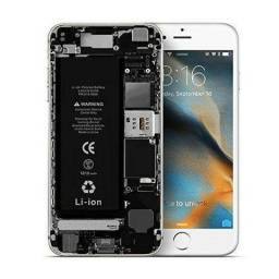 Troca de Bateria de Iphone
